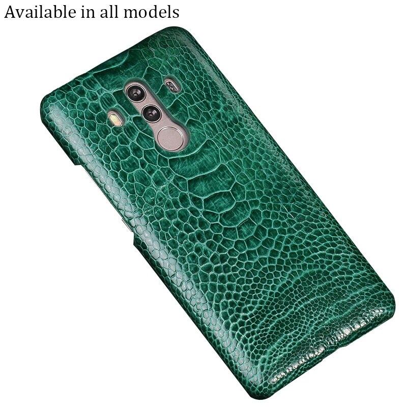 Coque arrière en cuir véritable LANGSIDI noble pour Sony Xperia X Xperia XA2 XZ1 Premium XA1 Plus XZ2 premium coque de téléphone à texture Rare