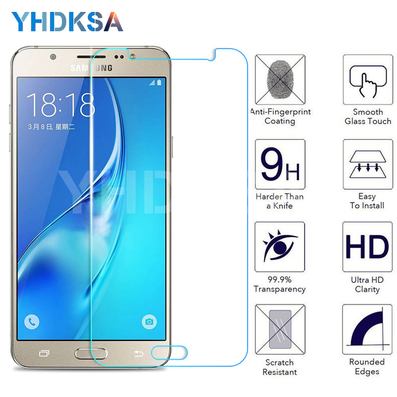 Protective Glass On The For Samsung Galaxy J3 J5 J7 2015 2016 2017 J2 J8 J4 J6 Plus 2018 Tempered Screen Protector Glass Film