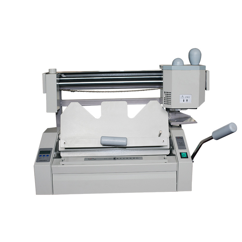A4 Size Manual Comb File Binding Machine