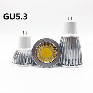 Image 3 - Yeni yüksek güç LED lamba MR16 GU5.3 şok 9W 12W 15W kısılabilir darbe projektör sıcak soğuk beyaz MR 16 12V lamba GU 5.3 220V