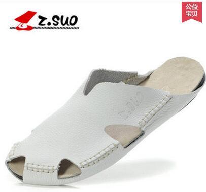 2018 caliente Z. Sandalias casuales de verano para hombre suo, sandalias para hombre, ZS605-in Sandalias de hombre from zapatos    1