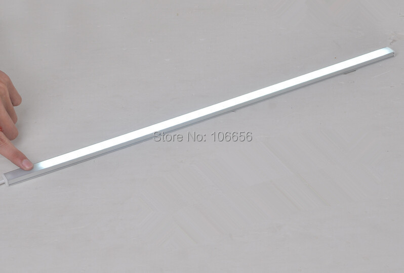 Licht Strip 0.5 M 1 M Dc 12 V Touch Stijve Led Strip Licht Bar Kast