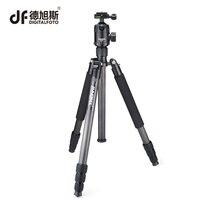 DIGITALFOTO INNOREL RT70C 15KG Bear Professional Portable Carbon Fiber DSLR Video Camera Tripod Stand Monopod For