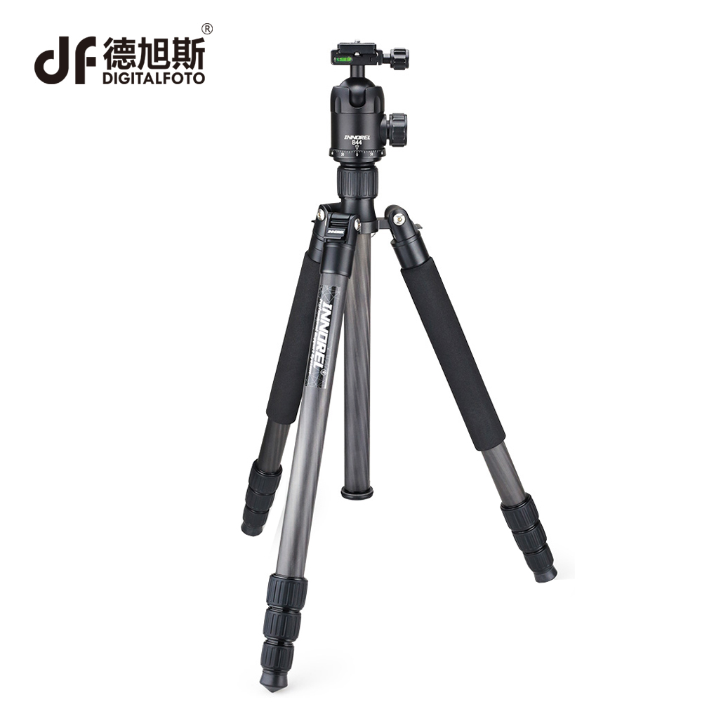 DIGITALFOTO INNOREL RT70C 15KG bear professional Portable Carbon Fiber DSLR video camera tripod Stand monopod for Nikon Canon цена