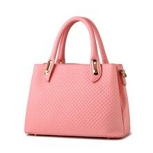 Frauen Große Kapazität Handtasche Ziemlich Gute Pu-einkaufstasche Umhängetasche Dekorative Muster PU Umhängetasche