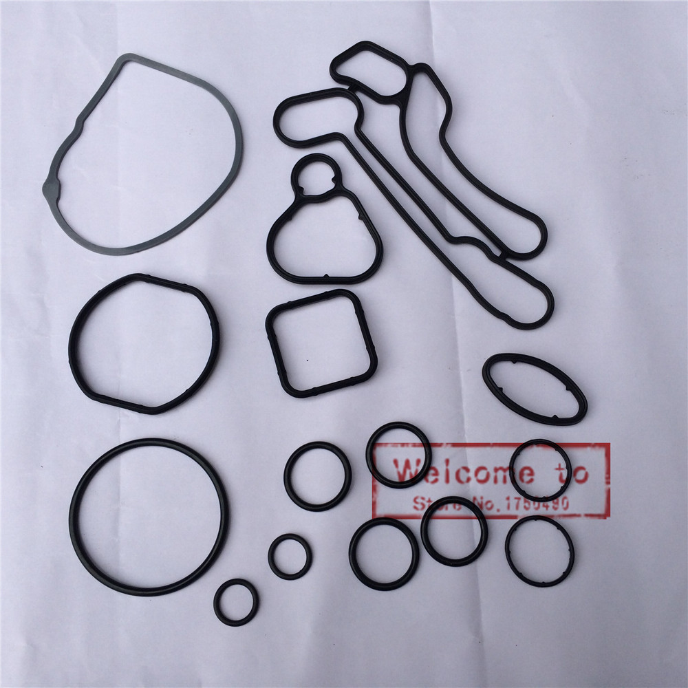 Opel Engine Coolant Thermostat Assembly Original Oem 96984104 Genuine 15pcs Setoil Radiator Seal Cooling System Replacement Kit Gasket For Chevrolet Cruze