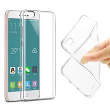 Для Xiaomi 5C Case С Защитой Экрана IMAK Мягкий ТПУ Гель Case прозрачный Телефон Случаях Задняя Крышка для Xiaomi MI 5C MI5C 5.15″