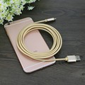 PowerLine+ 8 Pin Durable and Fast Charging Charger Cable For iphone ipad 5 6 7 Kevlar Fiber & Braided Nylon Mobile Phone cables