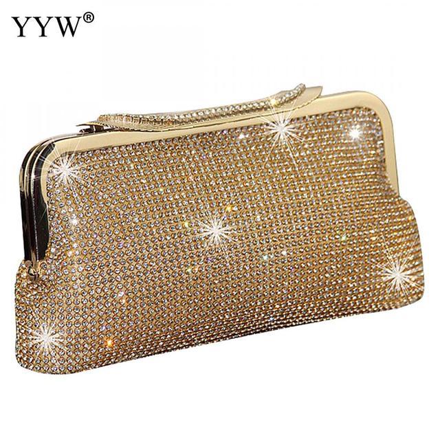 c9288847c180 Высокое качество клатч с бриллиантами цепочка вечерняя сумка брендовые  роскошные женские сумки Оптовая продажа женская сумка