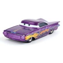 Автомобили disney Pixar Автомобили Purple Реймон металла литая Игрушка автомобилей 1:55 Свободные Фирменная Новинка disney Car2 и Car3