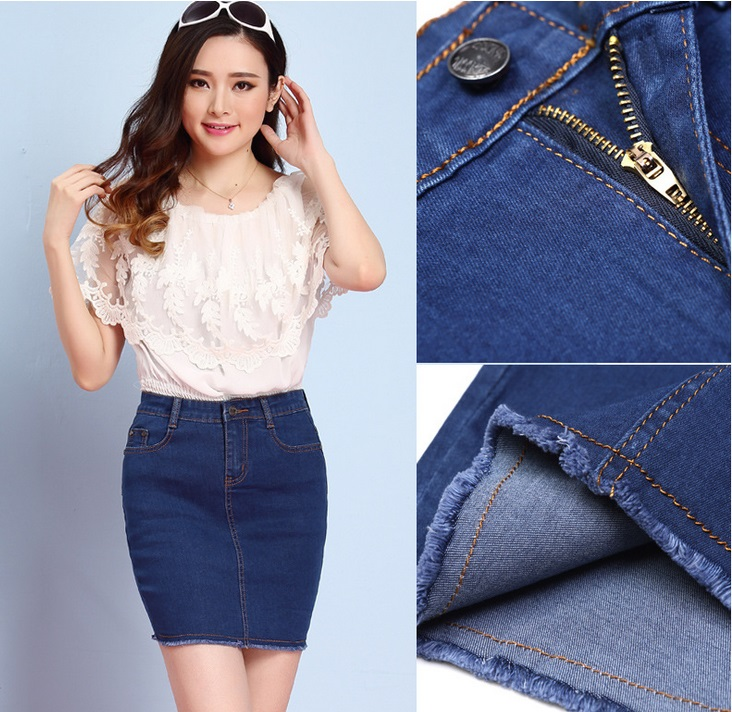 Popular Tight Mini Denim Skirt-Buy Cheap Tight Mini Denim Skirt ...