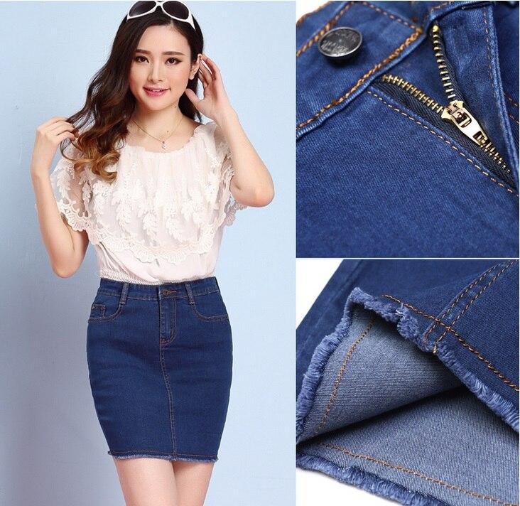 Popular Denim Tight Mini Skirt-Buy Cheap Denim Tight Mini Skirt ...