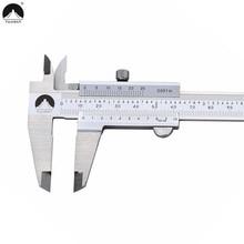 FUJISAN Vernier Caliper 0 150 millimetri 0.001 pollici In Acciaio Inox Pinze Metrico/inch Micrometro Calibro Strumento di Misura
