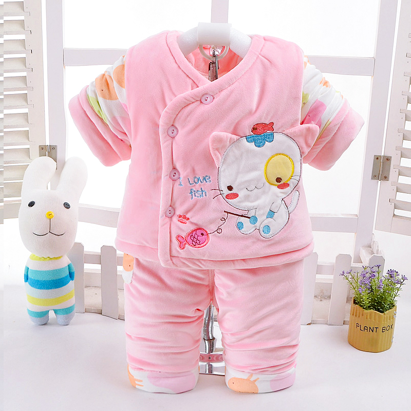 Brands Newborn Baby Clothes 3 6 9 12 Months Autumn Winter infant Baby Girl Clothing Long Sleeve Boy Clothing Suit Coat Outfit cute caterpillar newborn baby boy girl photography suit infant knit outfit