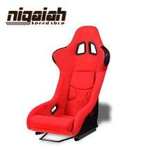 2PCS LOT Universal Drift Racing Bucket Seat Red/Blue/Black/Yellow Sport Racing Car Seat DRIFT seat
