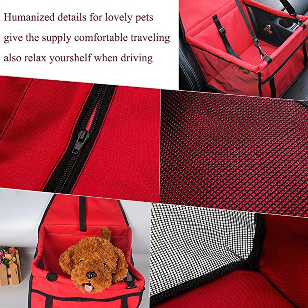 Shop For Cheap Frame For Automobile Kennel Pet Car Cushion Frame Seat Cover Mats Carrying Dogs Transportion Dog Pad Hanging Bag Pets Supplies Home & Garden