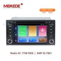 MEKEDE android 9,1 для Toyota Corolla Camry бренд Land Cruiser Hilux PRADO RAV4 автомобильный радиоэкран gps стерео автомобильный dvd плеер с двумя цифровыми входами