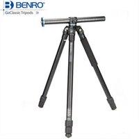 Benro GA257T Aluminum Tripod Professional Digital Video Camera Tripod Portable Monopod Stable Photography Support For Canon