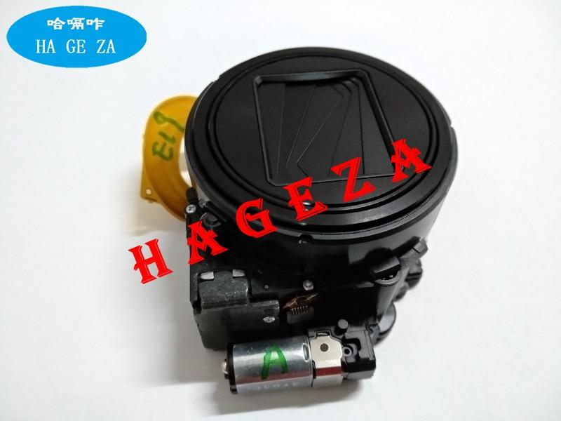 100% Новый оригинальный, для Sony DSC HX50 HX50 HX60 объектив HX50V lens no CCD Зум Sony Cyber Shot Камера ремонт Запчасти