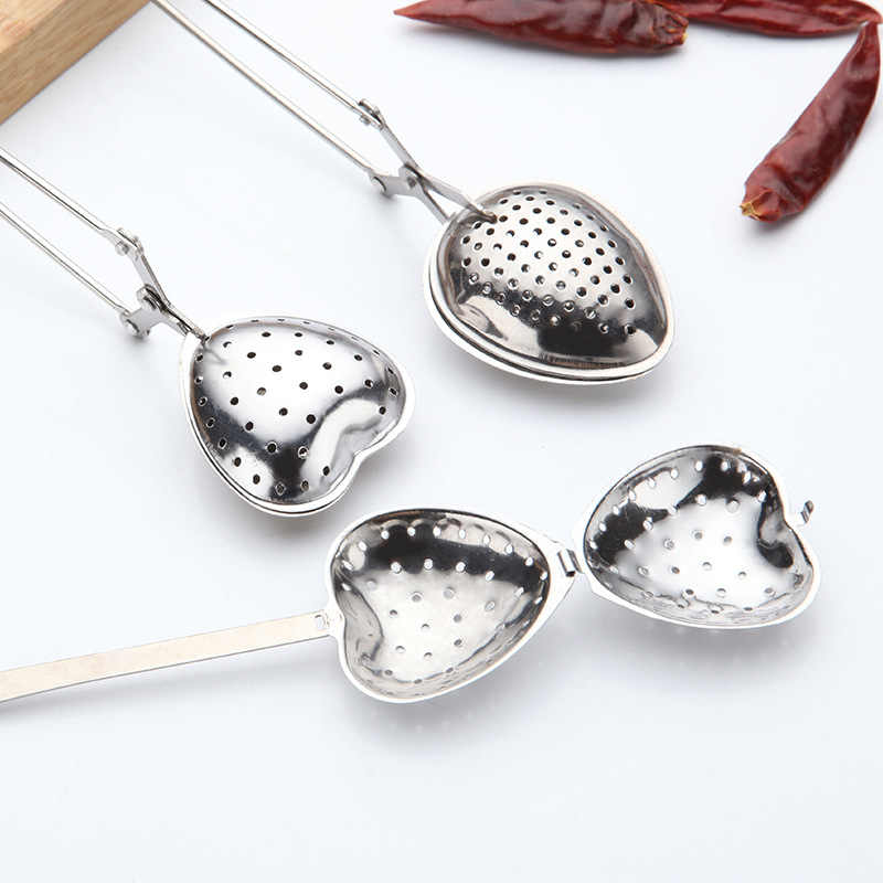 球メッシュステンレス鋼ハンドル茶ボール茶注入器キッチンガジェットコーヒーハーブスパイスフィルターディフューザー