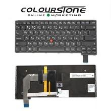 FÜR Lenovo Thinkpad S3 Yoga 14 Tastatur Mit Hintergrundbeleuchtung RUSSLAND Schwarz laptop-tastatur