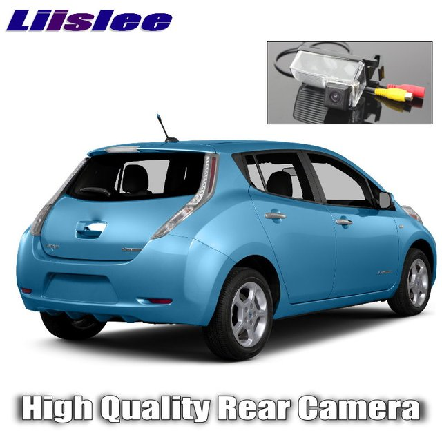 Liislee Car Camera For Nissan Leaf High Quality Rear View Back Up Friends To