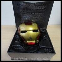 Qualität Iron Man Helm The Avengers Halloween Film maske ironman erwachsene partei COSplay maskerade masken Carnaval Kostüm Spielzeug