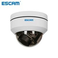 ESCAM PVR002 2MP HD 1080 P PTZ 4X зум мм 2,8 12 мм объектив водостойкий POE купольная ip камера Поддержка день/ночь камера видеонаблюдения CMS просмотр