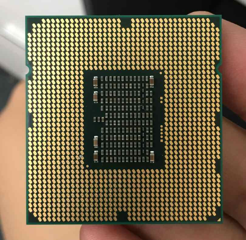 PC Intel Xeon X5690 Enam Inti LGA1366 Server CPU 100% Bekerja dengan Baik Server Prosesor