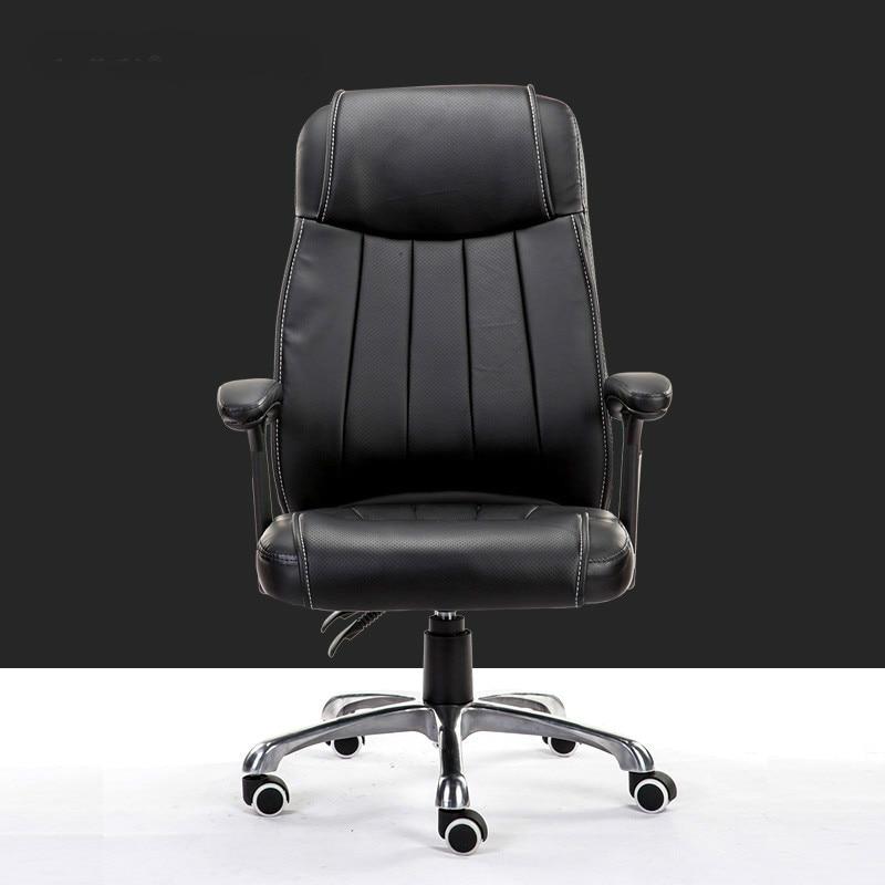 High Quality Ergonomic Executive Office Chair Reclining Lifting Swivel Computer Chair Bureaustoel Ergonomisch Sedie Ufficio