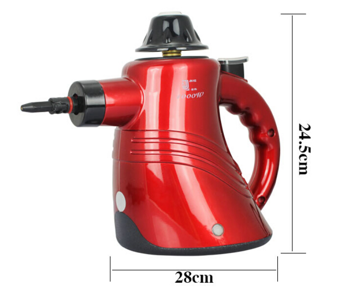 1000W JK-119 steam cleaner 130C degree High temperature 28g/min with steam beauty Therapy function1000W JK-119 steam cleaner 130C degree High temperature 28g/min with steam beauty Therapy function