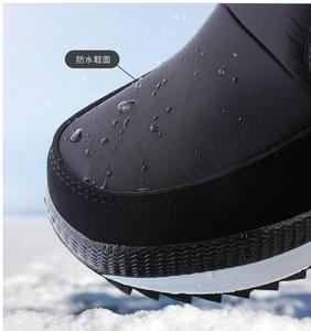 Image 5 - Classic Women Winter Boots Mid Calf Snow Boots Female Warm Fur Plush Insole High Quality Botas Mujer Size 36 40 n544