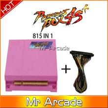 D'origine Pandora Boîte 4S plus 815 en 1 + jamma harnais cartouche de Jeu d'arcade jamma Multi plateau de jeu AVEC vga et HDMI SORTIE