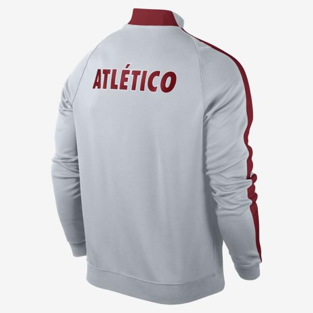 sudadera Atlético de Madrid deportivas