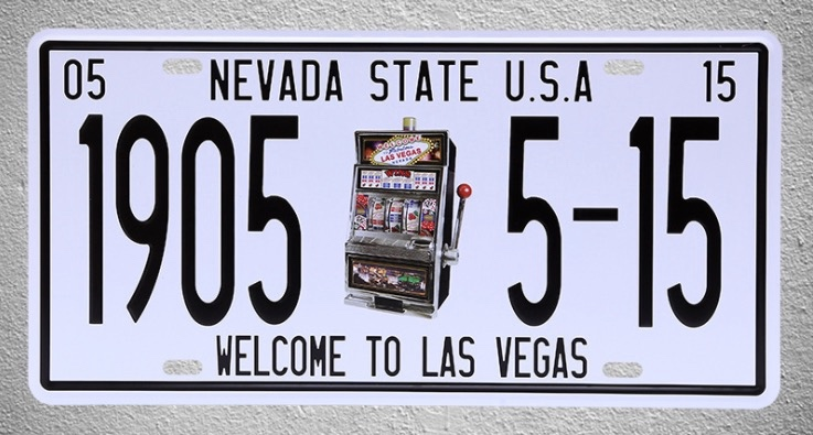 1 pc Nevada Las Vegas Casino Chips cards gambel Tin Plates Signs Brussel wall man cave Decoration Metal Art Vintage Poster
