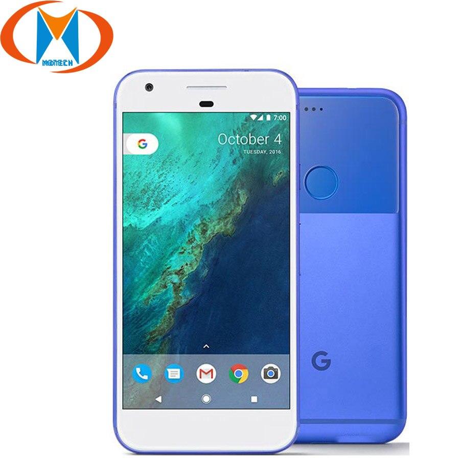 "EU バージョン Google ピクセル 5 ""ブランド新 4 ギガバイトの RAM 32 ギガバイト/128 ギガバイト ROM 携帯電話の Nfc クアッドコア指紋 4 4G LTE スマートフォン  グループ上の 携帯電話 & 電気通信 からの 携帯電話 の中 2"