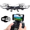 Горячая X5C-1 FPV Wi-Fi RC Quadcopter с 2.0MP 720 P Камеры 2.4 Г 4CH 6 Ось Вертолет Беспилотный Дистанционного Управления Игрушки Для Малыша Подарок