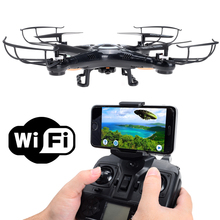 Hot X5C 1 FPV Wifi RC Quadcopter with 2 0MP 720P Camera 2 4G 4CH 6Axis