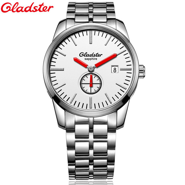 2016 Luxury Watches Men Fashion Watch Complete Calendar Stainless Steel Strap Luminous Analog Quartz Watch Military Watches Mens