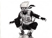 NARUTO Poster Custom Wall Sticker (10 styles)