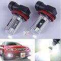2 х Для Mazda CX-7 2007-2010 И Т. Д. H11 Высокой Мощности CREE ЧИПЫ 25 Вт Автомобилей специальные передние противотуманные фары СВЕТОДИОДНЫЕ Противотуманные Фары лампы лампы