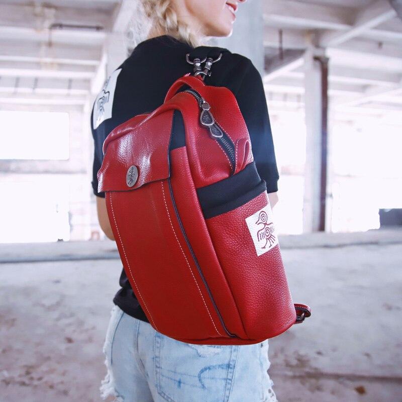 Dames 3 Mode Bagpack Femmes Sacs Sunbird Capacité De Grande Dos En Bandoulière couleurs À Véritable 2019 Cuir Pour Voyage Sac Les Femme gqSwZ
