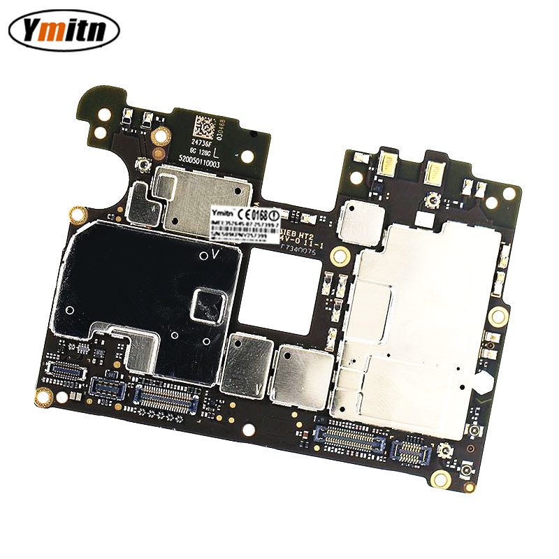 Ymitn Unlocked Main Mobile Phone Board Mainboard Motherboard With Chips Circuits Flex Cable For <font><b>Xiaomi</b></font> <font><b>Mi</b></font> <font><b>MIX</b></font> <font><b>2</b></font> MIX2 image
