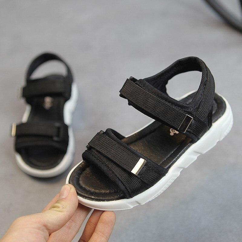 Bescheiden Ulknn Kinder Sandalen 2019 Sommer Neue Jungen Strand Schuhe Mädchen Sport Casual Sandalen Student Schuhe Die Neueste Mode