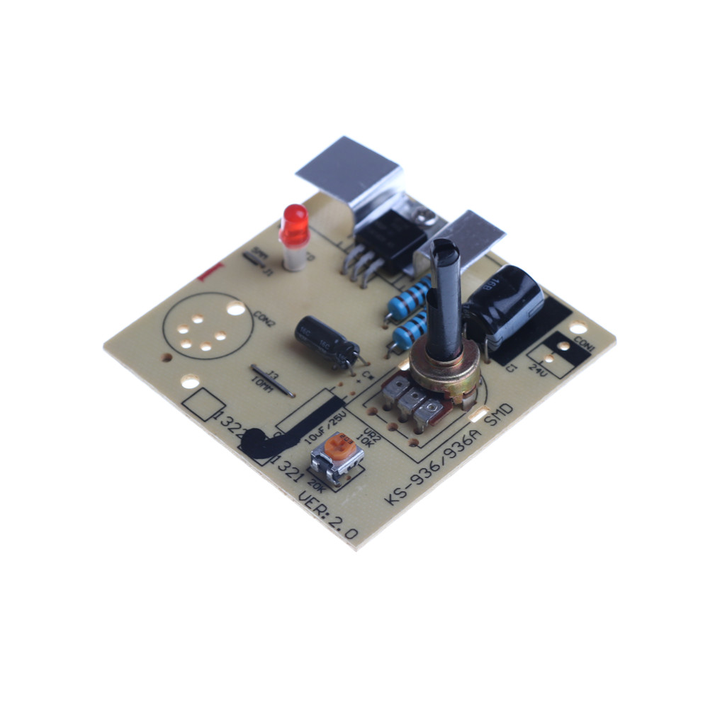 Circuit Board For 936 Soldering Iron Station Control Board Controller Thermostat A1321 Factory Mill Plant Works Useful 1pc