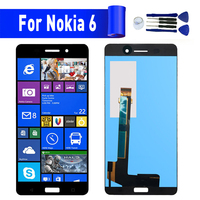 For Nokia 6 lcd display screen Replacement For NOKIA 6 Display lcd screen module