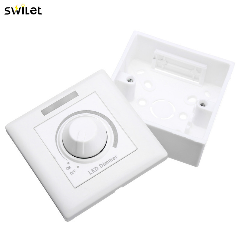 Swilet 86 Type Controllable Dimmer Switch 110v 220v With