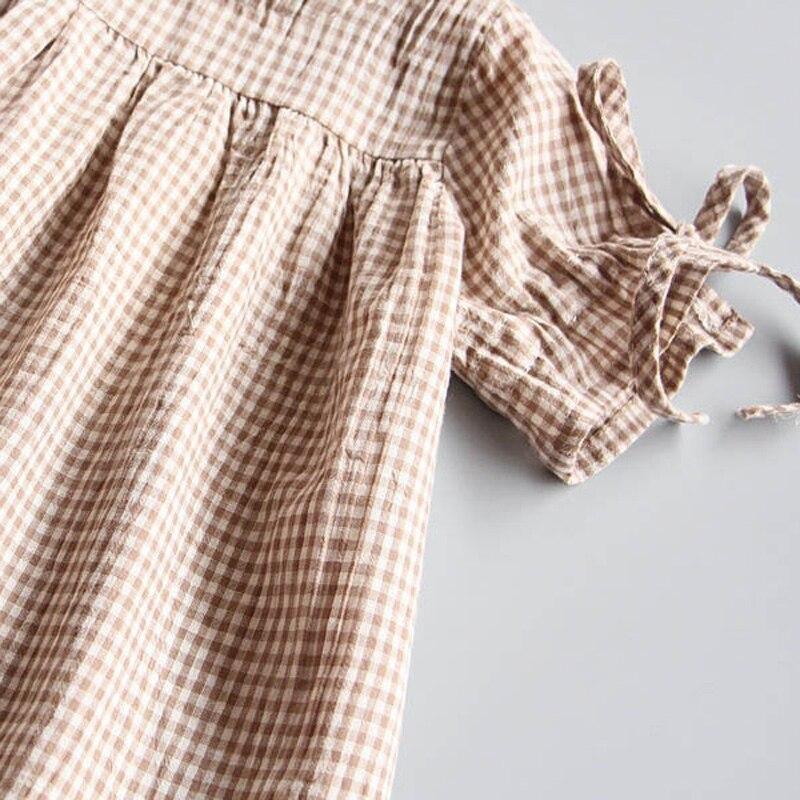 Hurave-2017-Spring-Summer-Fashion-Girls-Dress-Cotton-P-O-Collar-Girl-Kids-Short-Sleeve-Dress-3