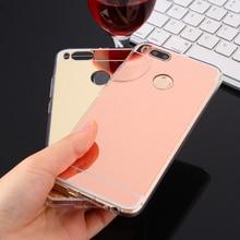 Luxury Mirror Soft TPU Case For Xiaomi Mi5X Mi 5X A1 Mi6 Ultra Thin cover case Redmi 5A 4X 4A Note Pro cases