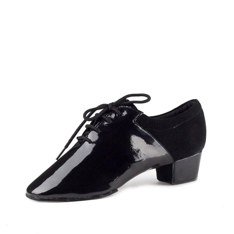 15b82cc97814 Partito Sala Da Ballo Moderna Scarpe Da Uomo Fascia di Scarpe Da Ballo  Latino per il maestro di balletto di Danza Scarpe Da Ginnastica Per Adulti  Morbido ...